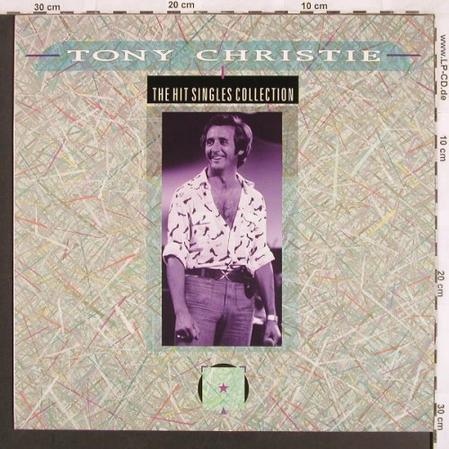 Christie,Tony: The Hit Singles Collection, MCA(252 688-1), D, 1985 - LP - X3100 - 5,00 Euro