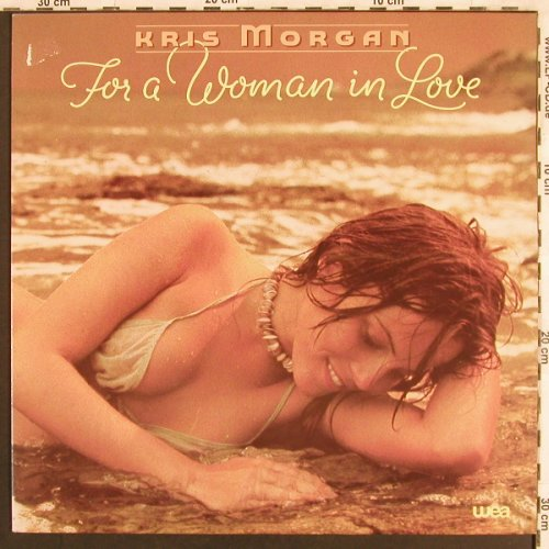 Morgan,Kris: For A Woman In Love, m-/vg+, WEA(58.264), D, 1981 - LP - X3134 - 5,00 Euro