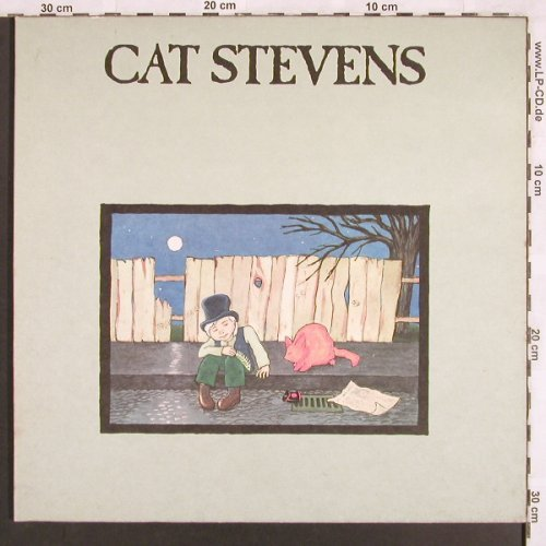 Stevens,Cat: The Teaser and the Firecat,Foc, Island(85 389 XOT), D, 1978 - LP - X3189 - 5,00 Euro