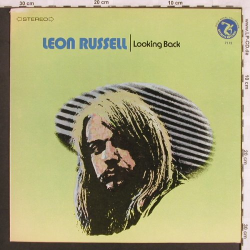 Russell,Leon: Looking Back, Olympic Record(7112), US, 1973 - LP - X3235 - 12,50 Euro