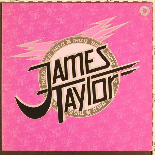 Taylor,James: This is, vg+/m-, Metro-2001(201.080), D, Ri, 1975 - LP - X3258 - 6,00 Euro