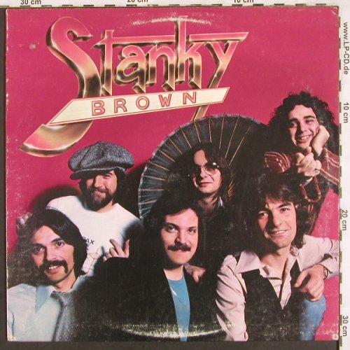 Stanky Brown: Same, m-/vg+, Sire(SRK6053), US, 1978 - LP - X3359 - 5,50 Euro