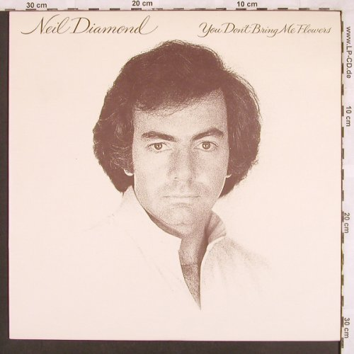 Diamond,Neil: You Don't Bring Me Flower, Columb.(FC 35625), CDN, 1978 - LP - X3389 - 5,00 Euro