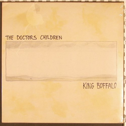 Doctor's Children: King Buffalo,white vinyl, FS-New, Line(URLP 4.00322J), D, 1987 - LP - X3484 - 7,50 Euro