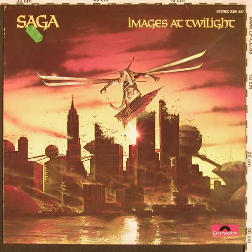 Saga: Images At Twilight, Polydor(2391 437), D, 1979 - LP - X3495 - 5,00 Euro