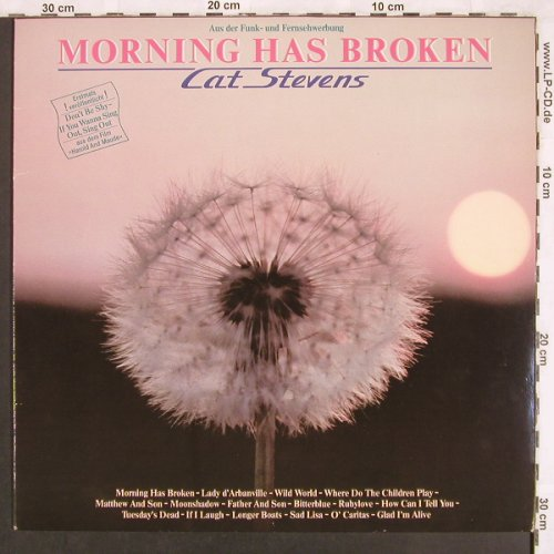 Stevens,Cat: Morning Has Broken (Harold&Maude), Island(204 204-502), D, 1981 - LP - X3567 - 5,00 Euro