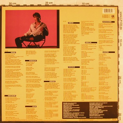 Jankel,Chaz: Looking At You, AM(395 035-1), D, 1985 - LP - X357 - 3,00 Euro