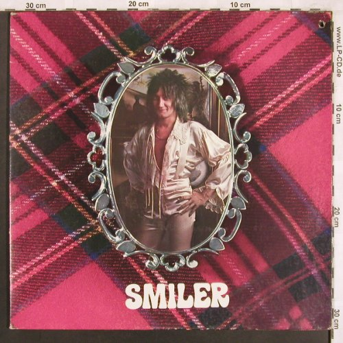 Stewart,Rod: Smiler, Foc, WB(SRM 1-1017), US, Co, 1974 - LP - X3736 - 7,50 Euro