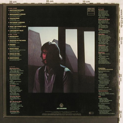 Weisberg,Tim: Night-Rider, MCA(0062.130), D, 1979 - LP - X3854 - 5,00 Euro