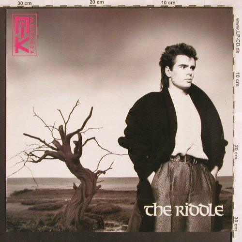 Kershaw,Nik: The Riddle, MCA(251 595-1), D, 1984 - LP - X3865 - 5,00 Euro