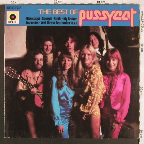 Pussycat: The Best Of, EMI / HörZu(054-26 201), D, 1979 - LP - X3871 - 6,00 Euro