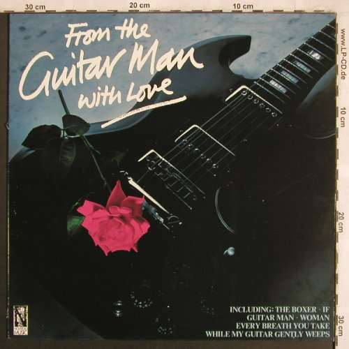 Keogh,Paul: From the Guitar Man with Love, Nouveau Music(NML 1004), UK,m /vg+, 1983 - LP - X3962 - 5,50 Euro