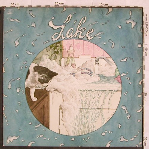 Lake: Same (cat cover), CBS(CBS 81 661), NL, 1977 - LP - X39 - 4,00 Euro
