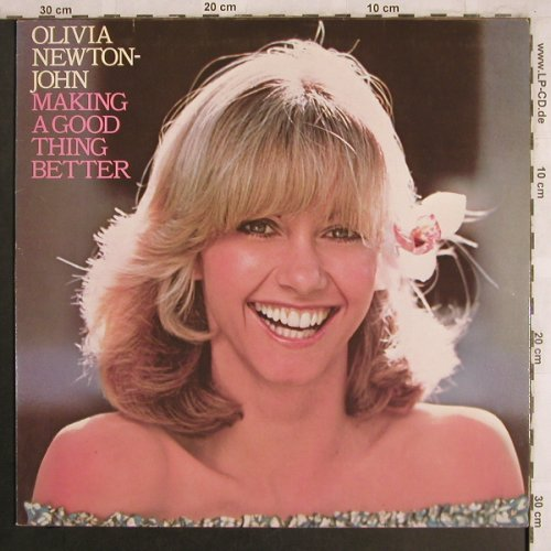 Newton-John,Olivia: Making A Good Thing Better, EMI(064-99 261), D, 1975 - LP - X4028 - 5,00 Euro