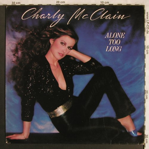 Mc Clain,Charly: Alone Too Long, MusterStoc, Epic(83 988), NL, 1979 - LP - X4076 - 6,00 Euro