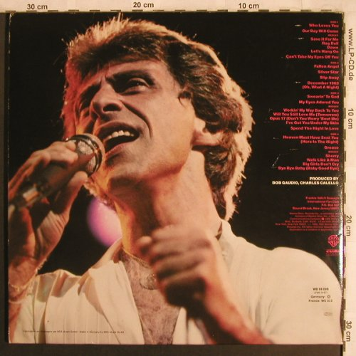 Valli,Frankie & 4 Seasons: Reunited Live, Foc, WB(66 098), D, 1981 - 2LP - X4094 - 6,00 Euro
