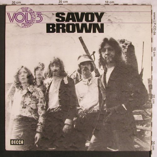 Savoy Brown: The Beginning Vol.3, Decca(ND 771), D, 1973 - LP - X4193 - 9,00 Euro