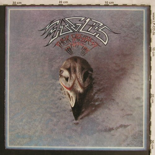 Eagles: Their Greatest Hits, Asylum(ASY 53017), P, 1976 - LP - X4215 - 5,00 Euro