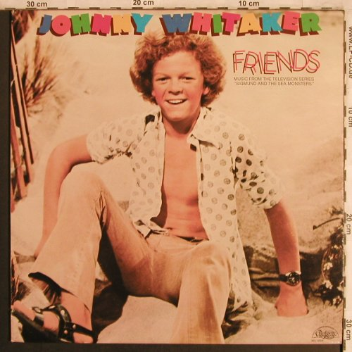 Whitaker,Johnny: Friends, Chelsea(BCL 1-0332), US, 1973 - LP - X4229 - 5,00 Euro