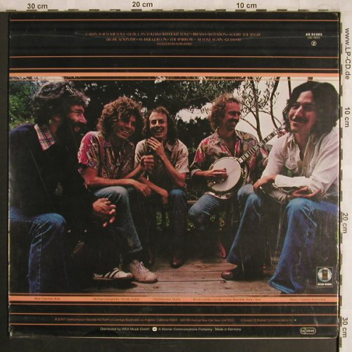 Leadon,Bernie/M.Georgiades Band: Natural Progression, FS-New, Asylum(AS 53 063), D, 1977 - LP - X4241 - 9,00 Euro