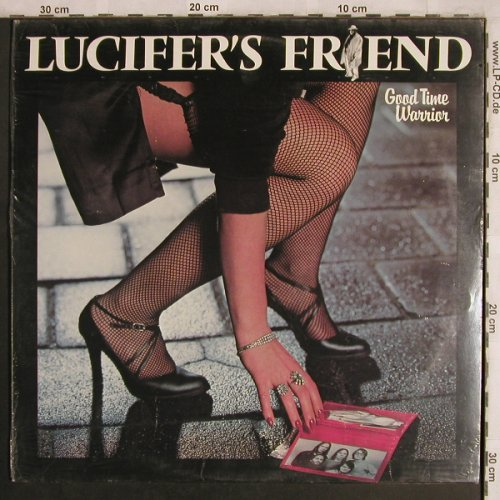 Lucifer's Friend: Good Time Warrior, FS-New, Elektra(ELK 52087), D, 1978 - LP - X4256 - 12,50 Euro