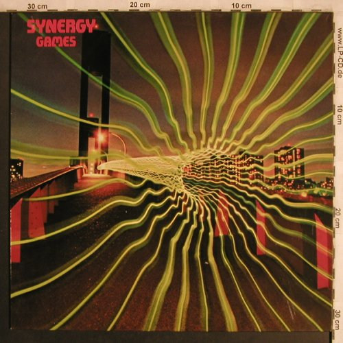 Synergy: Games, Metronome/Passport(0060.239), D, 1979 - LP - X4284 - 7,50 Euro