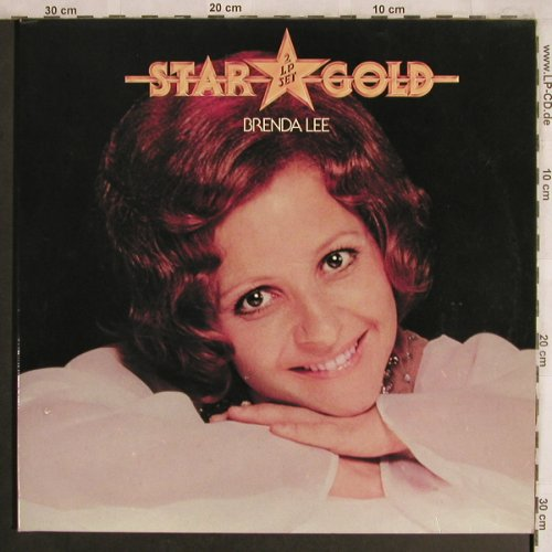Lee,Brenda: Star Gold, Foc, MCA Coral(0082.057), D, Ri,  - 2LP - X4319 - 7,50 Euro