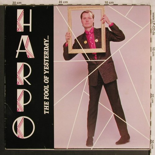 Harpo: The Fool Of Yesterday, Ultraphone(6.25003 AP), D, 1981 - LP - X4373 - 6,00 Euro