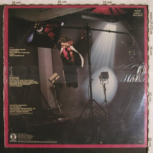 Ferguson,Jay: Real Life Ain't This Way, FS-New, Asylum(AS 53 086), D, 1979 - LP - X4404 - 7,50 Euro