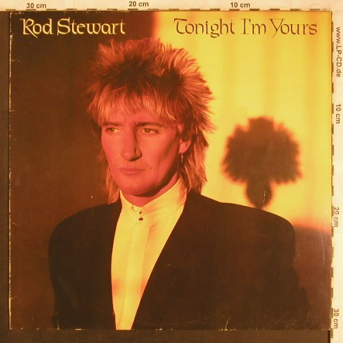 Stewart,Rod: Tonight I'm Yours, WEA(K 56 951), D, 1981 - LP - X4476 - 4,00 Euro