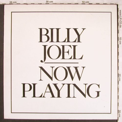 Joel,Billy: Now Playing, Demo/PromoStol,woc, Columbia(AS 452), US, 1978 - LP - X4488 - 9,00 Euro