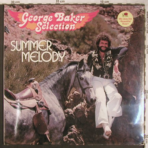 Baker Selection,George: Summer Melody, Foc, FS-New, WB(WB 56 395), NL, 1977 - LP - X4516 - 7,50 Euro