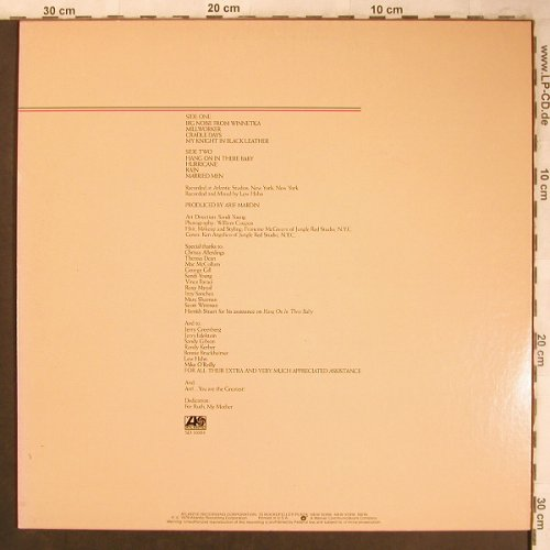 Midler,Bette: Thighs And Whispers, Atlantic(SD 16004), US, 1979 - LP - X4517 - 5,00 Euro