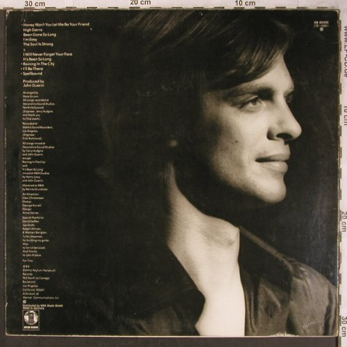 Carradine,Keith: I'm Easy, Asylum(AS 53042), D, 1976 - LP - X4526 - 5,00 Euro