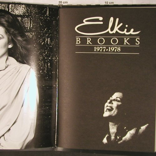 Brooks,Elkie: ELKIE 1, Promo, Foc, m-/VG+, AM(ELKIE1), UK,Booklet, 1978 - LP - X4562 - 9,00 Euro