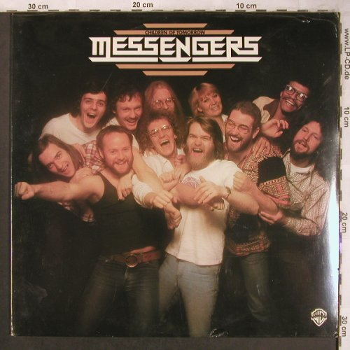 Messengers: Children Of Tomorrow, FS-New, WB(WB 56 416), D, 1977 - LP - X4618 - 14,00 Euro