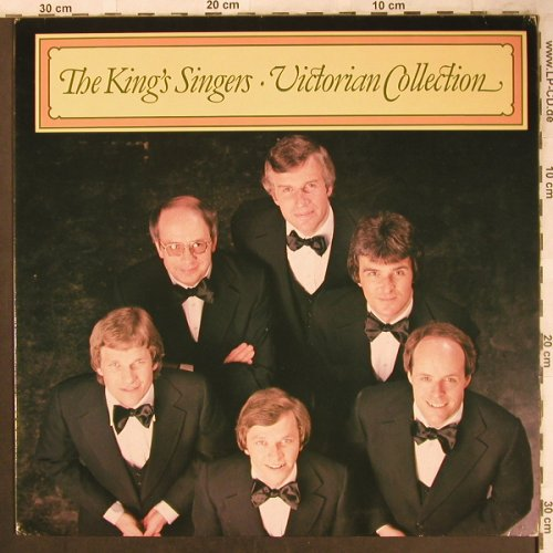 King's Singers: Victorian Collection, woc, Aves(INT 161.541), D, 1981 - LP - X4671 - 6,00 Euro