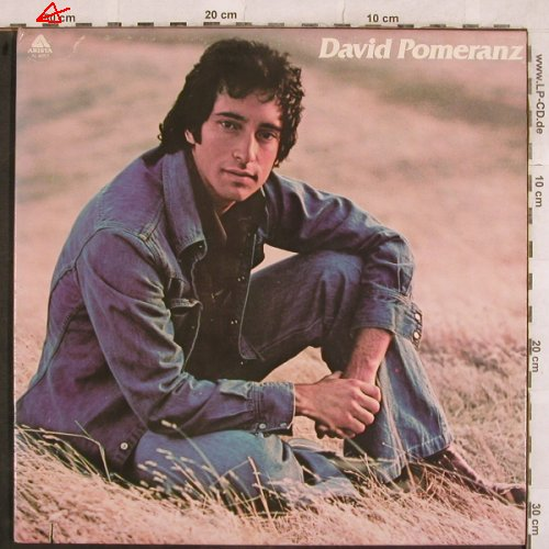 Pomeranz,David: It's In Everyone Of Us, Foc, Arista(AL 4053), US, Co, 1975 - LP - X471 - 6,00 Euro