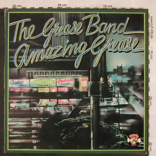 Grease Band: Amazing Grease, Charly(CR 30166), UK, 1979 - LP - X476 - 6,00 Euro