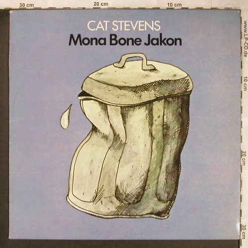 Stevens,Cat: Mona Bone Jakon, Island / Striped(88 165 XAT), NL,  - LP - X4770 - 5,50 Euro