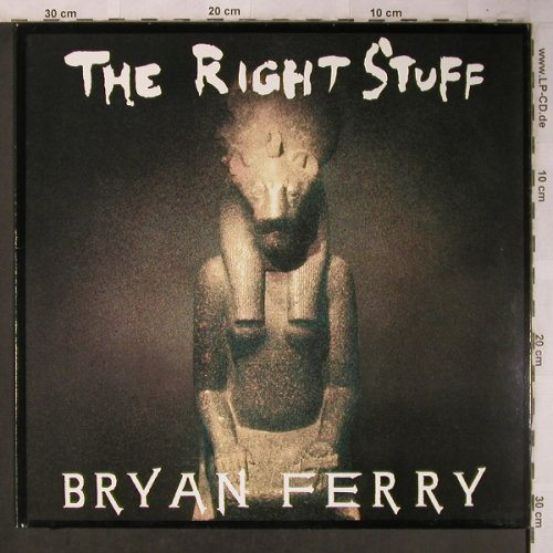 Ferry,Bryan: The Right Stuff*3, Virgin(609 449-213), D, 1987 - 12inch - X5261 - 3,00 Euro