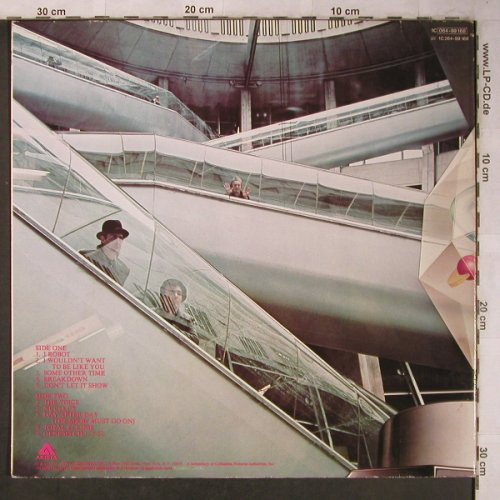 Parsons Project,Alan: I Robot, Foc + Sticker, Arista(064-99 168), D, 1977 - LP - X5279 - 6,00 Euro