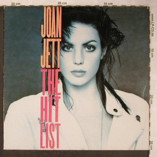 Jett,Joan: The Hit List, Chrysalis(3 21773 1), D, 1990 - LP - X5464 - 9,00 Euro