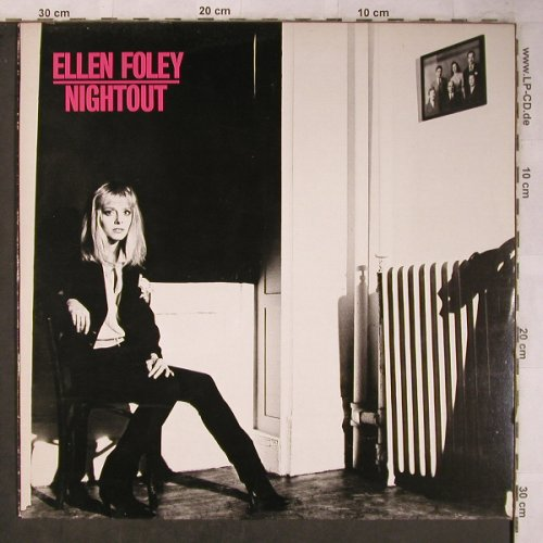 Foley,Ellen: Nightout, Epic(EPC 83718), NL, 1979 - LP - X5496 - 5,00 Euro