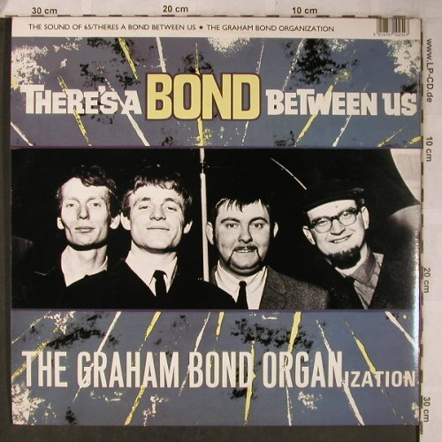 Bond Organisation,Graham: The Sound od 65/There's a Bond betw, Edsel  2on1(DED 254), D, Foc,Ri,  - 2LP - X5568 - 27,50 Euro