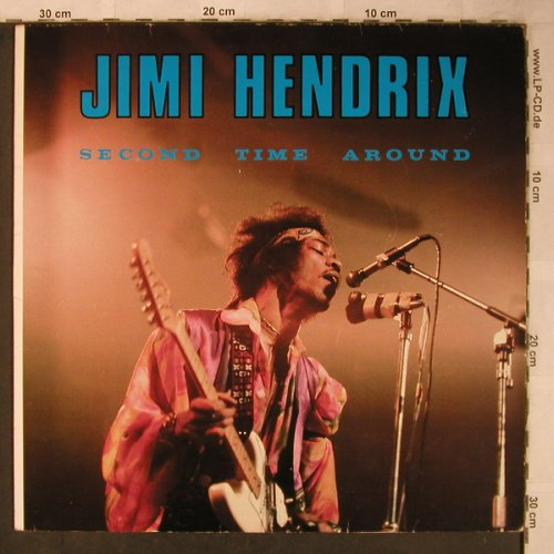 Hendrix,Jimi: Second Time Around, vg+/m-, Astan(201018), D,  - LP - X5590 - 7,50 Euro