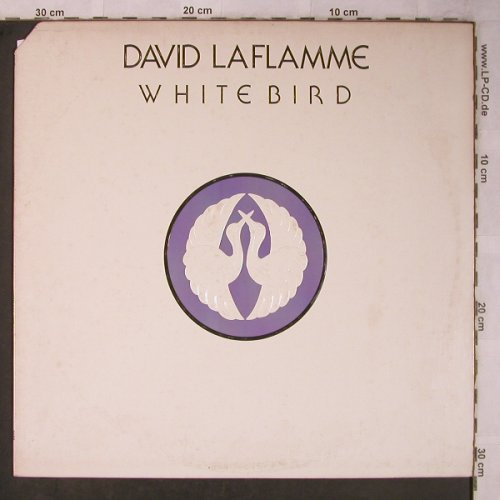 La Flamme,David: Whitebird, amhurst(AMH-1007), US, Co, 1976 - LP - X5591 - 7,50 Euro