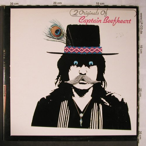 Captain Beefheart: 2 Originals Of, Foc, Reprise(K84006), UK, 1976 - 2LP - X5616 - 17,50 Euro