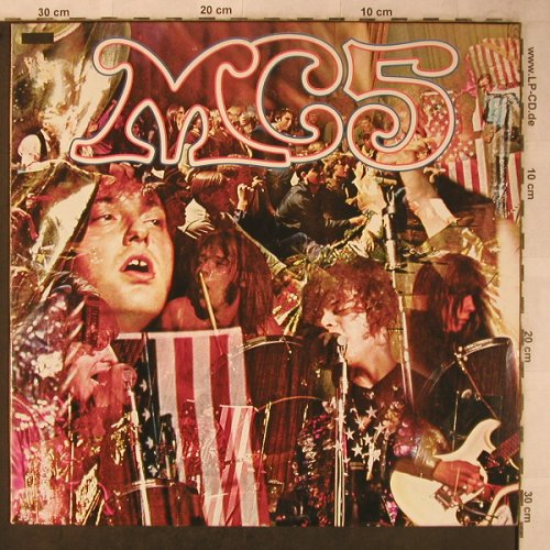 MC 5: Kick Out The Jams, Ri, Elektra(ELK 22 022), D,  - LP - X5628 - 17,50 Euro
