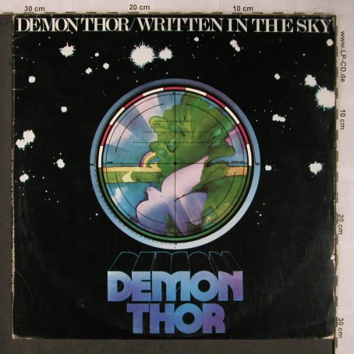 Demon Thor: Written In The Sky, UA(UAS 29496), I, 1973 - LP - X5728 - 15,00 Euro